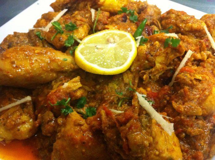 Chicken karahi chicken recipes chicken karahi forumfinder Images