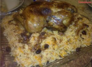 Chicken Mandi Homemade Saudi Style