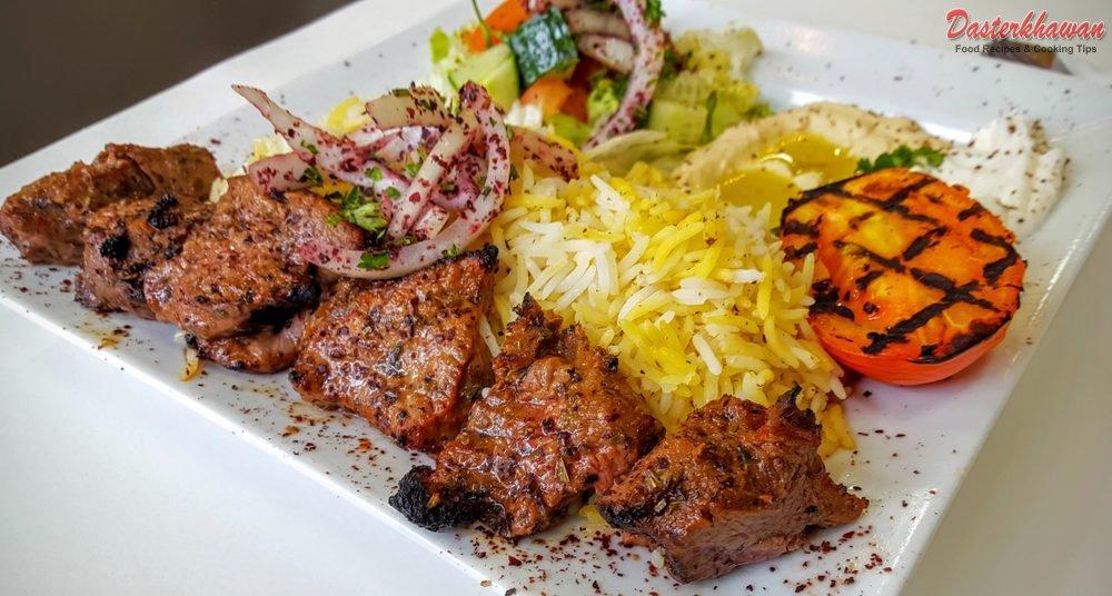 Chelo Kebab Dasterkhawan